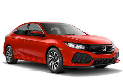 Nya Honda Civic 5-d 2017
