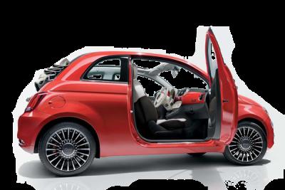 Nya Fiat 500C