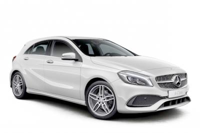 Mercedes A 180 – Formula 1 Edition