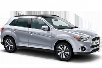 Mitsubishi ASX Diesel 4WD