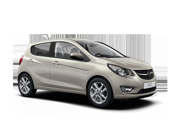 Nya Opel Karl