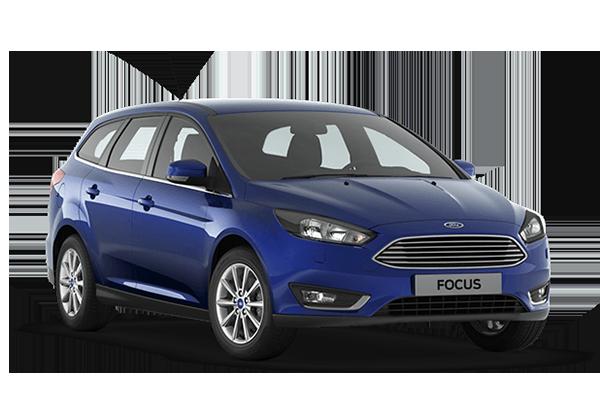 Ford Focus Kombi - Carplus