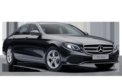 Nya Mercedes E-klass 220d Sedan – Automat
