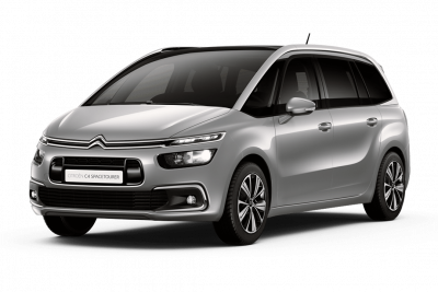 Nya Citroën Grand C4 Spacetourer