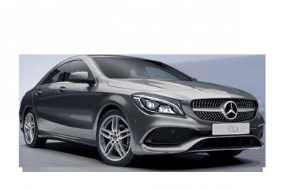 Mercedes CLA Coupé