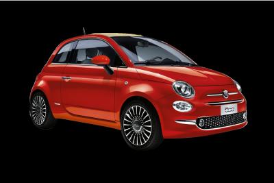 Fiat 500 Cab