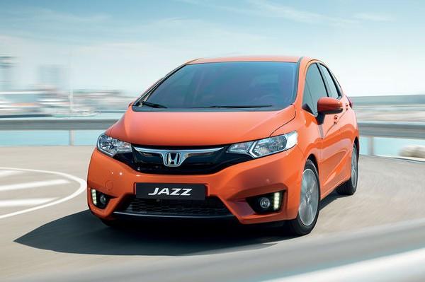 Honda JAZZ fram