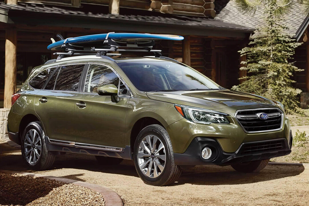 Subaru Outback Carplus