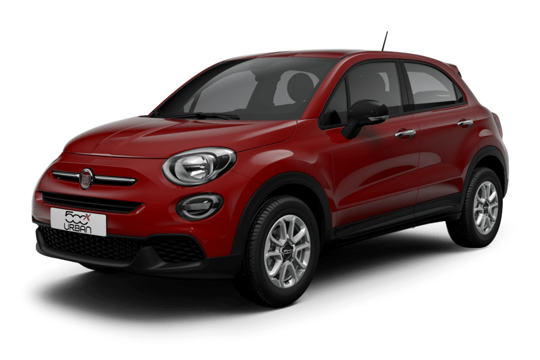 fiat-500x-urban-passione-red