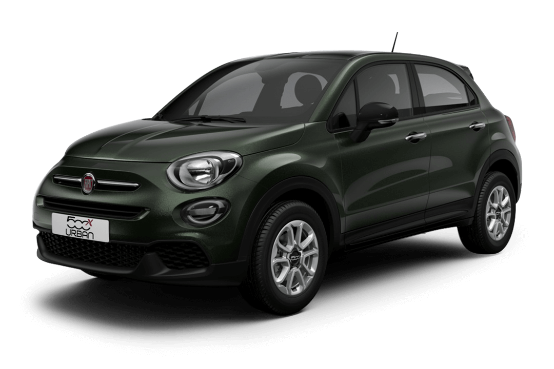 fiat-500x-urban-techno-green