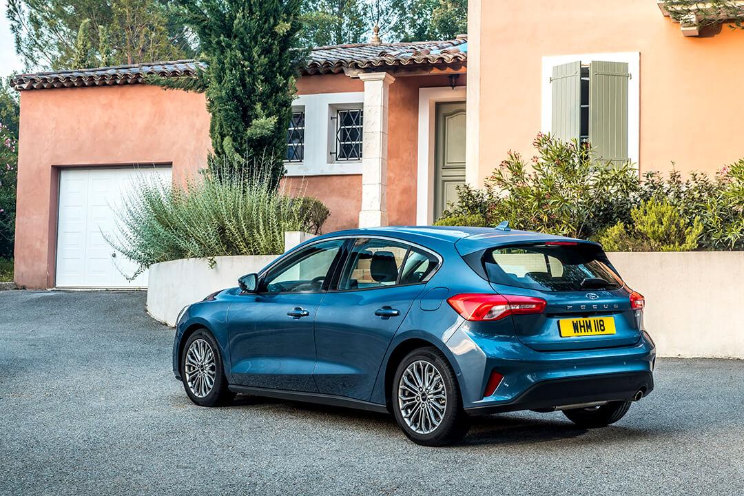 Nya Ford Focus 5 dörrars Privatleasing