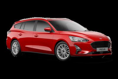 Nya Ford Focus Kombi