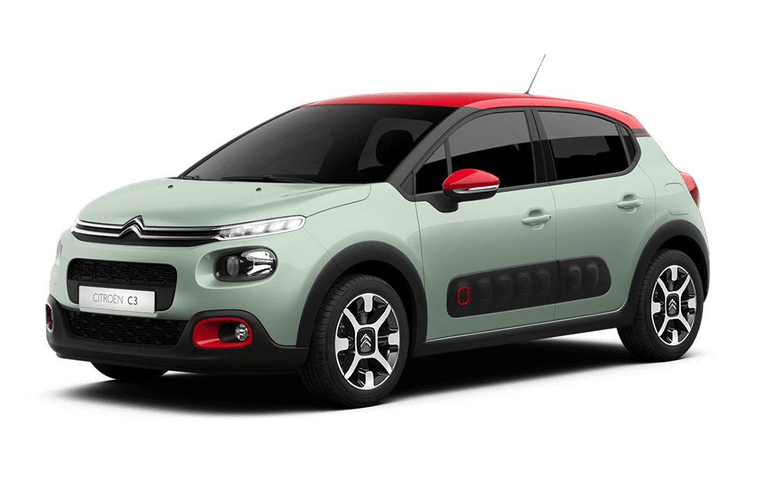 citroen-c3-almond-green