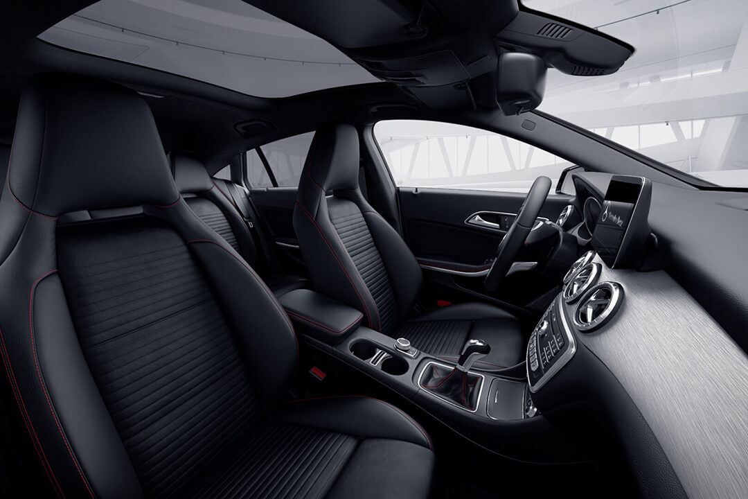 privatleasa en mercedes benz cla shooting brake carplus privatleasing. Black Bedroom Furniture Sets. Home Design Ideas