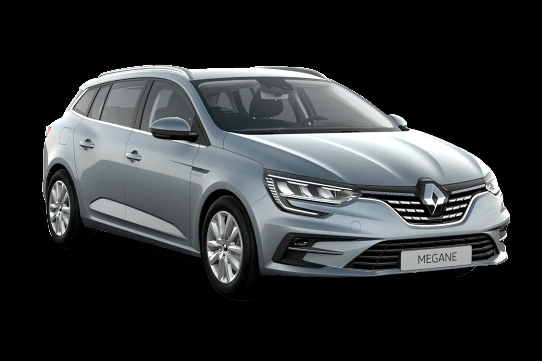 Renault-megane-zen-grå-baltisk