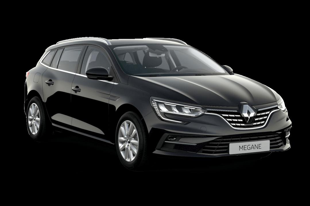 Renault-megane-zen-svart-étoilé