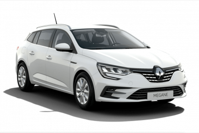 Nya Renault Megane ST Plug-In