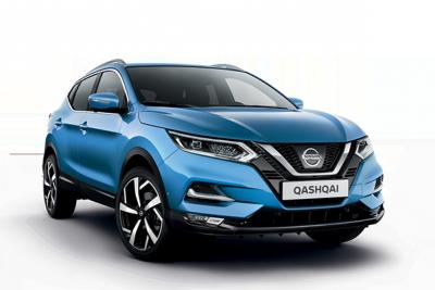 Nya Nissan Qashqai 2018