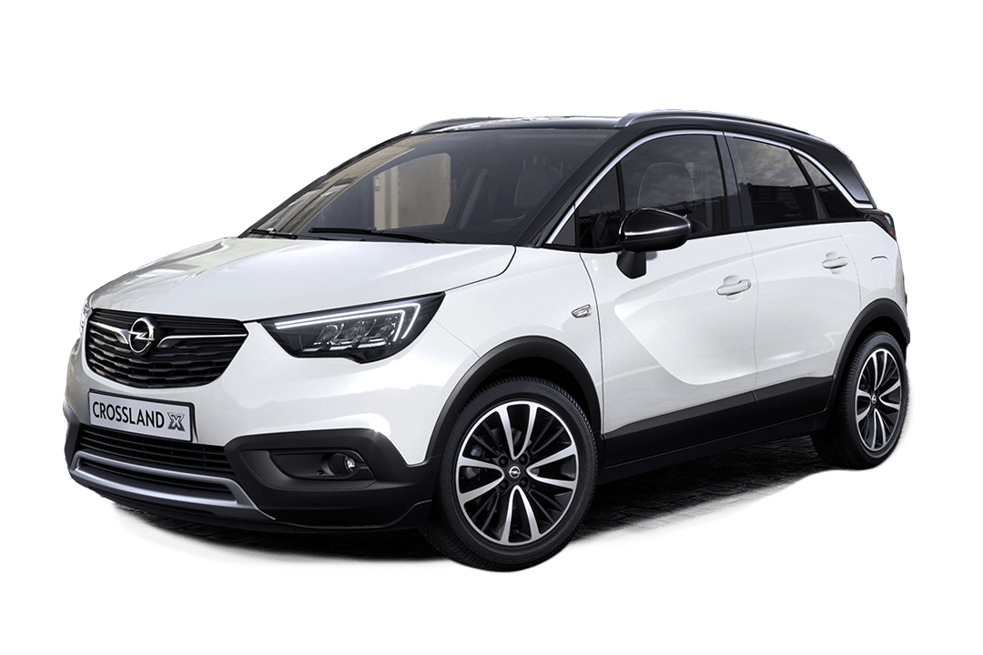 nya opel crossland x carplus. Black Bedroom Furniture Sets. Home Design Ideas
