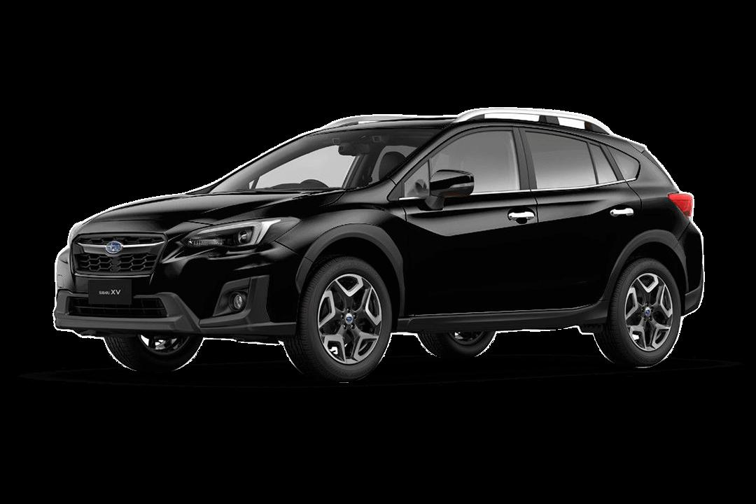 Subaru-xv-Crystal-Black