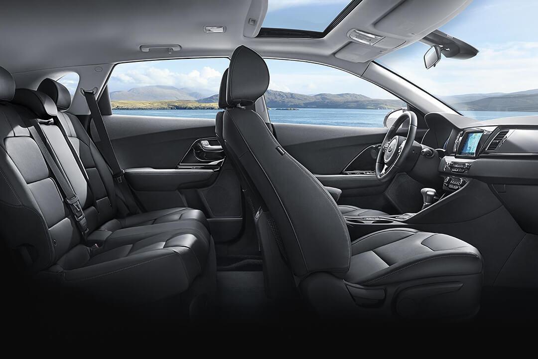 Kia Niro Plug-In Hybrid Crossover - Carplus