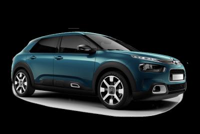 Nya Citroën C4 Cactus 2018