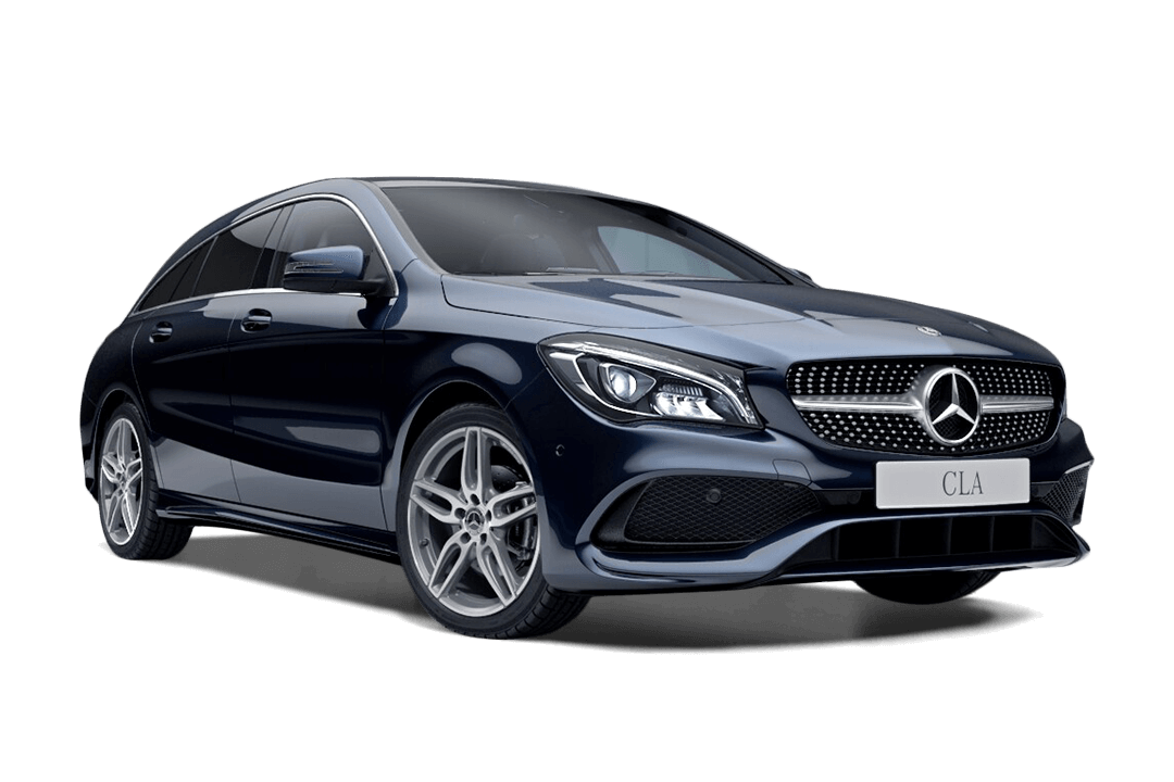Privatleasa en Mercedes-Benz CLA Shooting Brake - Carplus Privatleasing