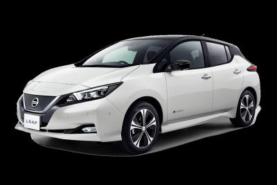 Nya Nissan Leaf