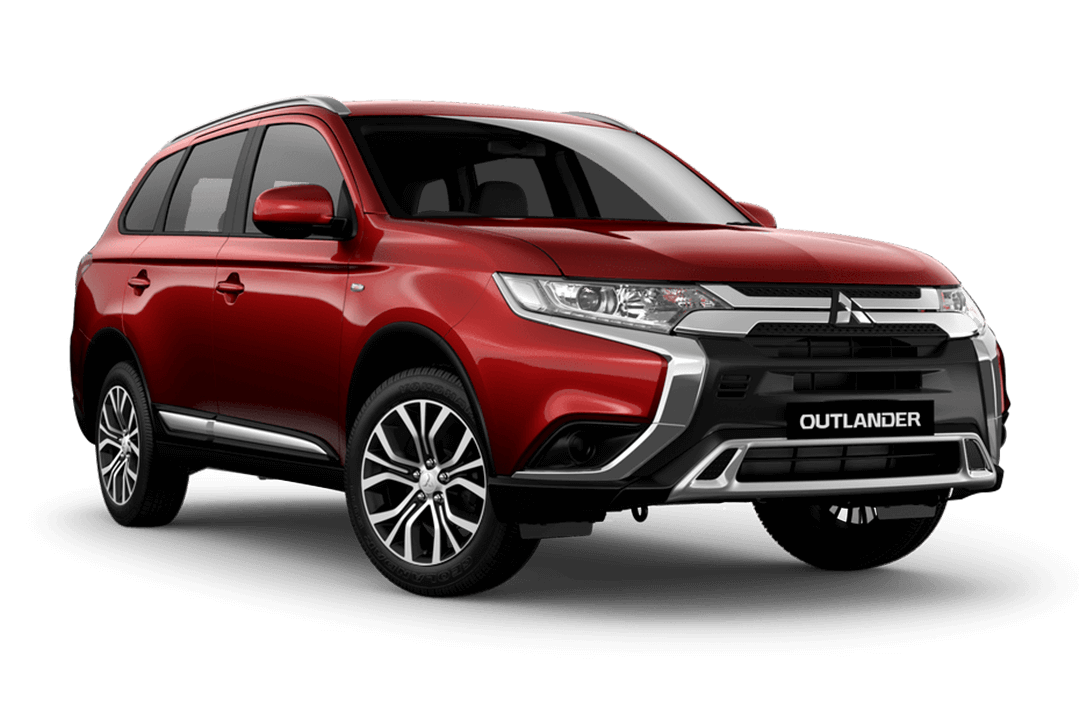 mitsubishi-outlander-red