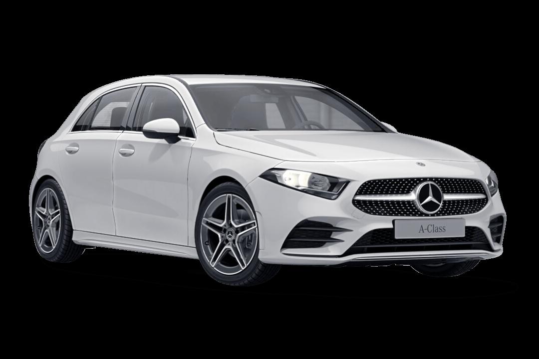 Mercedes A-Klass Privatleasing