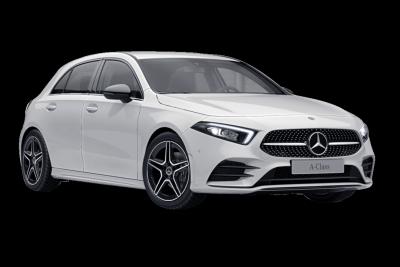 Nya Mercedes-Benz A 200 AMG Line