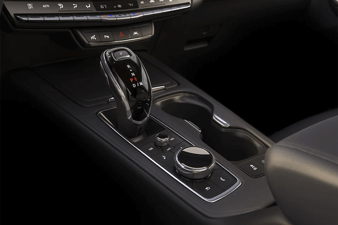 CadillacXT4-interiör
