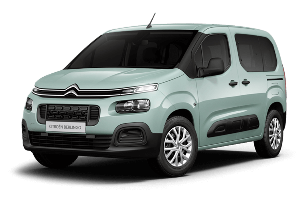 citroen-berlingo-grön-aqua-solid
