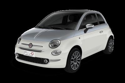 Nya Fiat 500 Cab