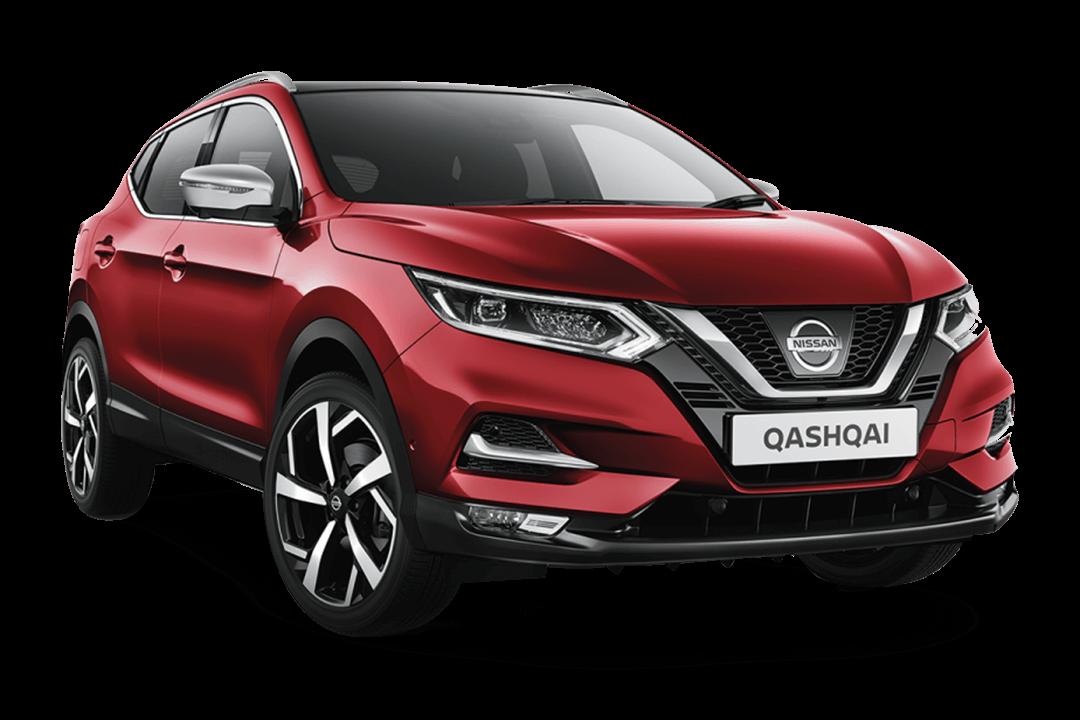 Nissan-qashqai-magnetic-red
