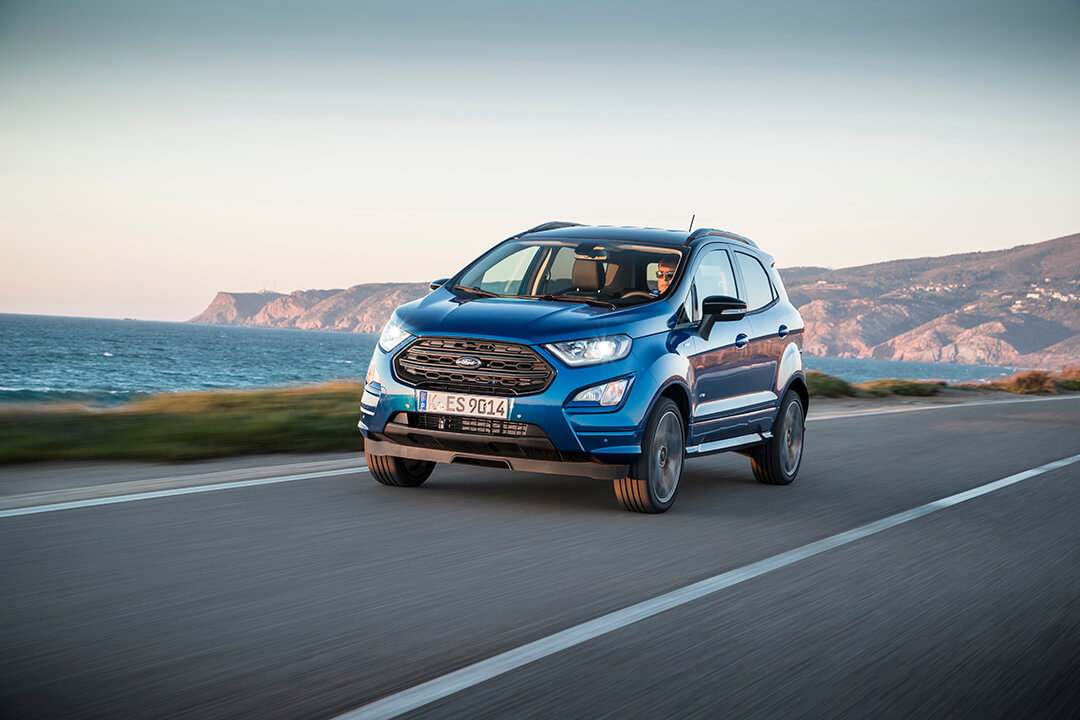 Ford-EcoSport-in-action