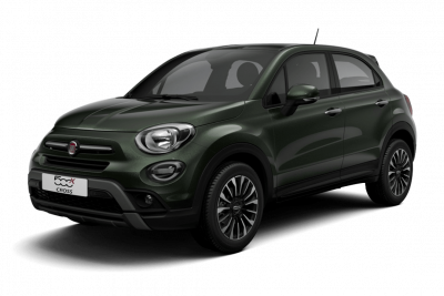 Nya Fiat 500X City Cross