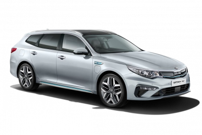 Nya Kia Optima Plug-In Hybrid Sportswagon