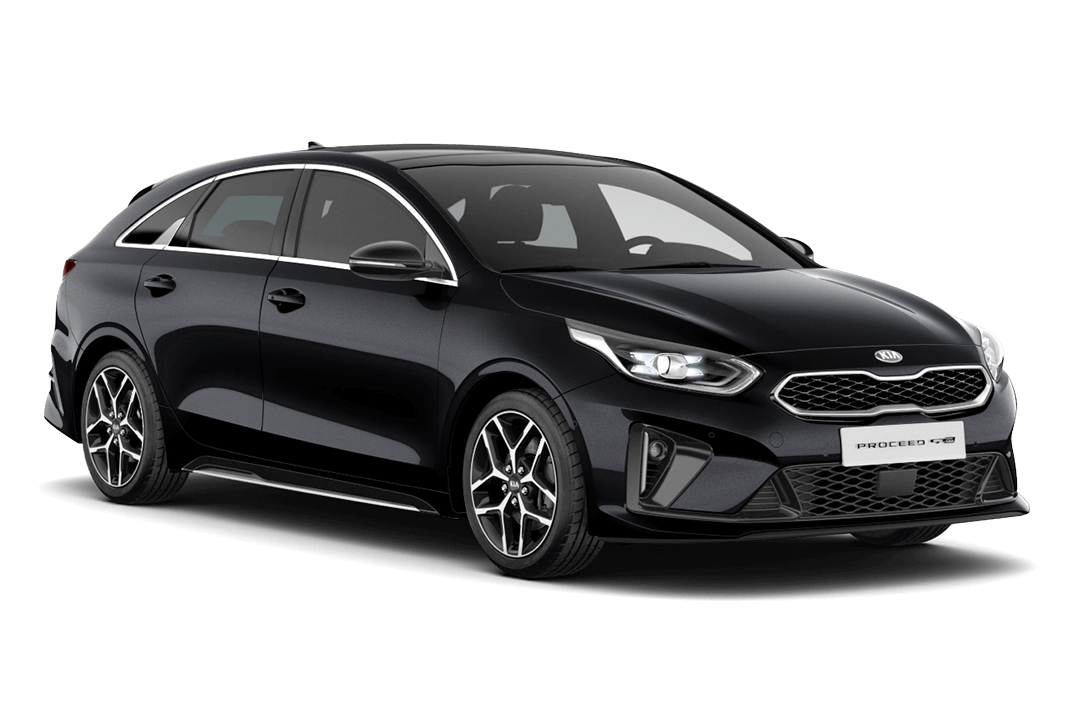 Nya Kia Proceed Gt Line Carplus
