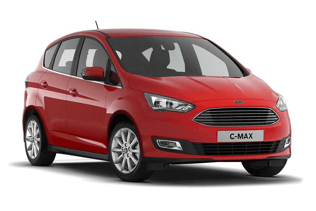 ford-c-max-compact-race-red