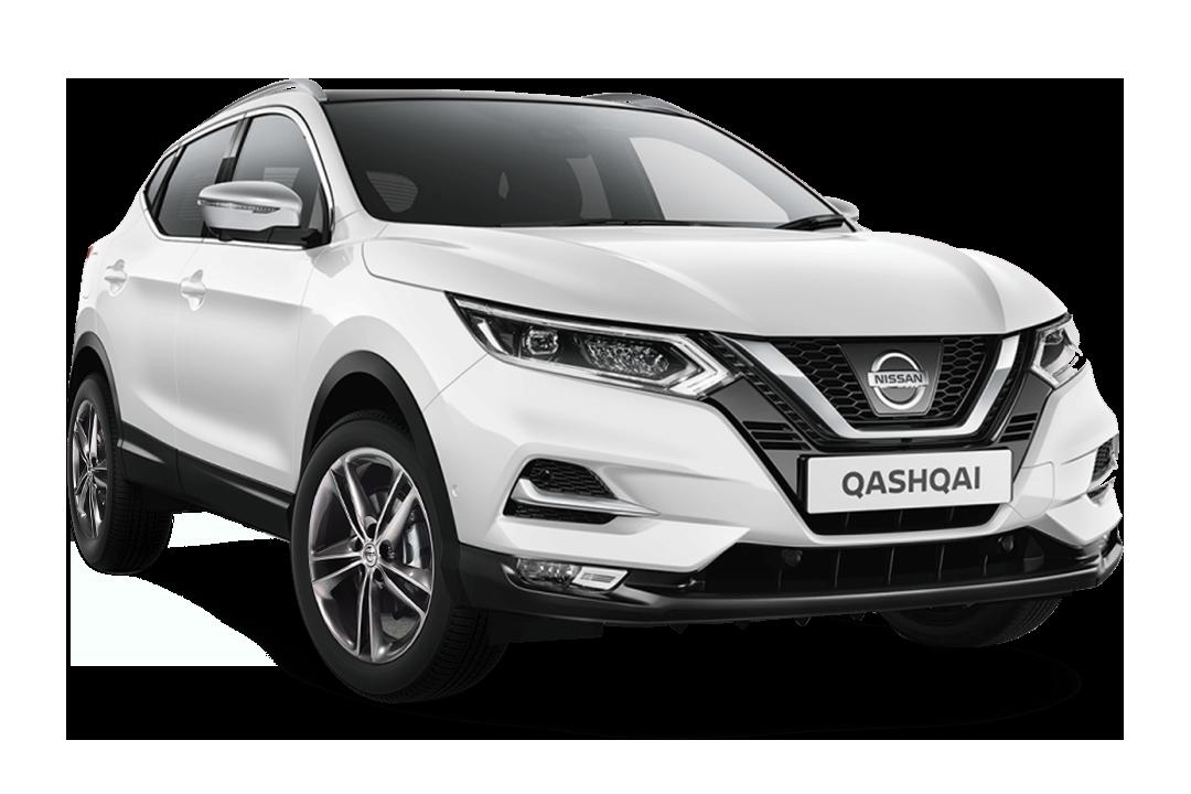 Nissan-qashqai-artic-white-n-motion