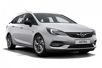 Nya Opel Astra Sports Tourer