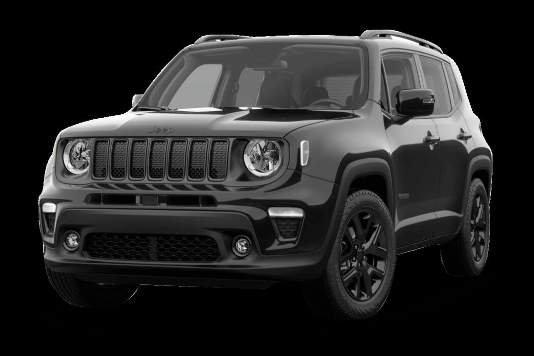 jeep renegade night eagle carbon black