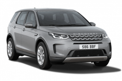 Nya Land Rover Discovery Sport