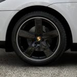 21-tums Sport Classic Wheels Painted in Black