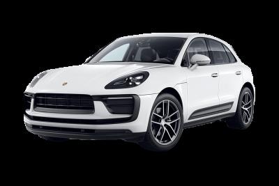 Nya Porsche Macan