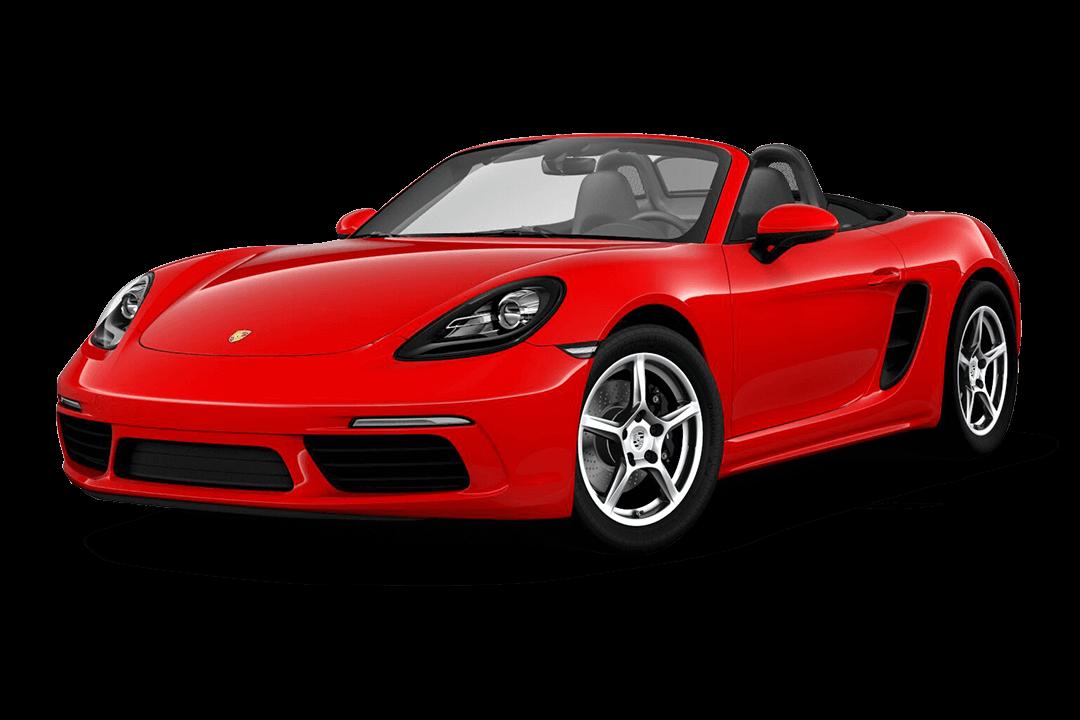 porsche-718-boxster-red