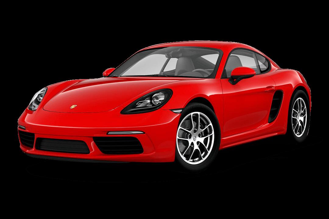 porsche-718-cayman-red