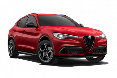 Nya Alfa Romeo Stelvio