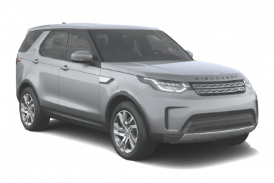 Land Rover Discovery 7 sits